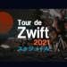 Tour de Zwift 2021 スケジュール